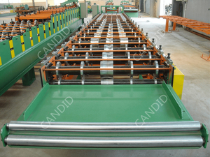 IDR Roof Sheet Making Machine