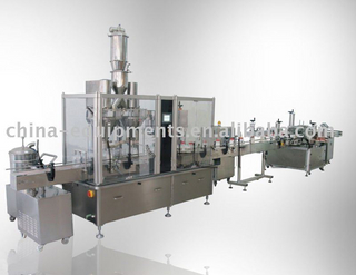 Full Automatic PET Bottle Machine