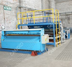 Candid High efficiency Reinforced Mesh Machine II