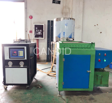 wax croyon making machine