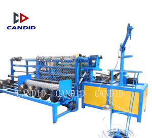 Chain Link Fence Netting Machine