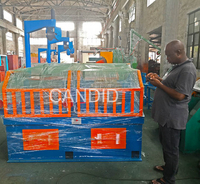 One of our old customers from Nigeria come.to inspect his ordered wire drawing machine and annealing furnace. Providing excellent quality machine and professional service to customer is always our pur