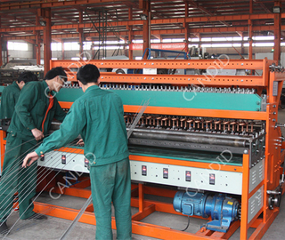 Automatic Reinforcing Mesh Product Line II